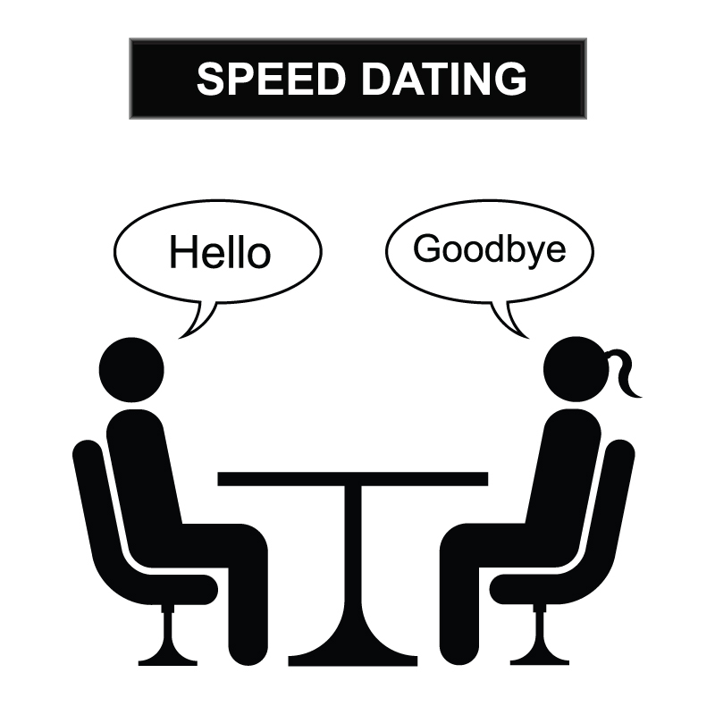 Speed dating success and failure communictaion. samurai x filme dublado online dating.