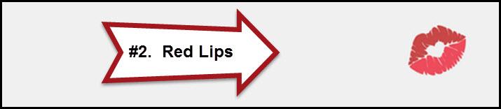 Red Lips Emoji