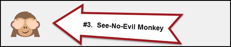 See No Evil Monkey Emoji