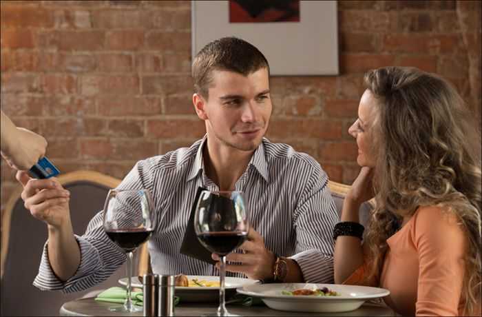 Dating first date who pays in Melbourne