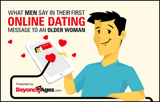 Online Dating Messages to Older Women