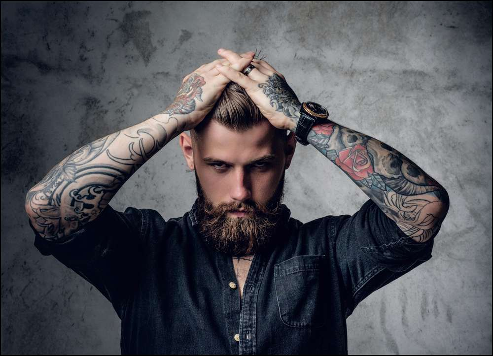 Are Men With Tattoos More Attractive