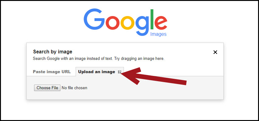 Use Google Images With Dating Profile Photos