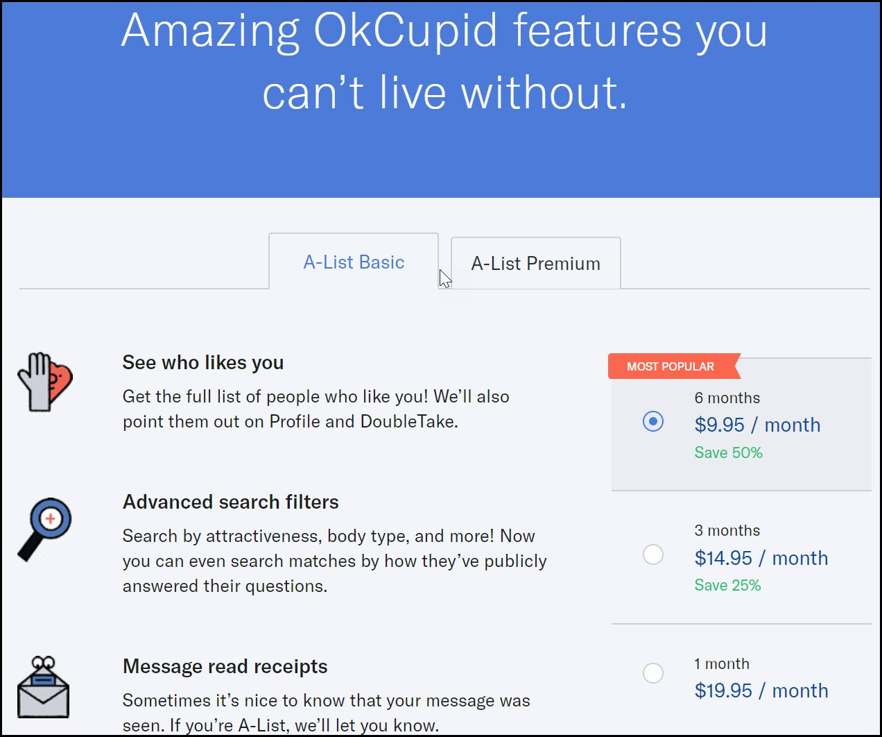 Okcupid likes  Top 249 Reviews about begss-azfrz2 esddh
