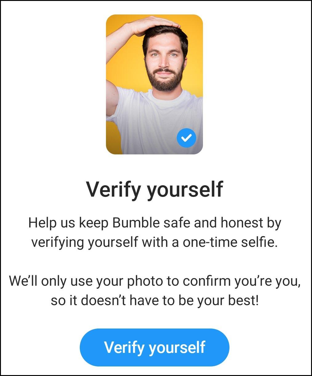 Photo trick badoo verification New Badoo