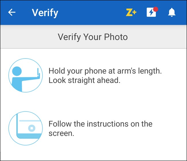 how to verify yourself online dating examples