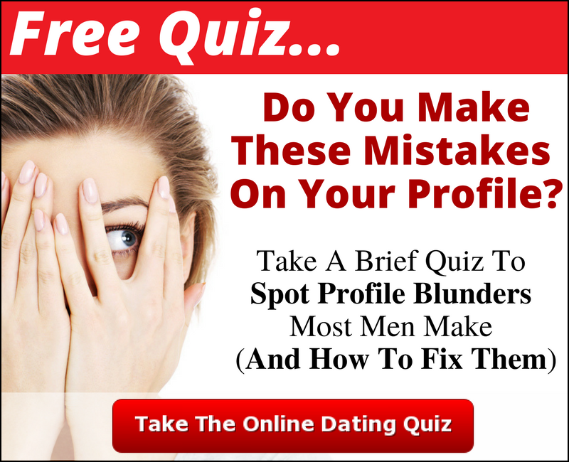 What should my dating profile say quiz